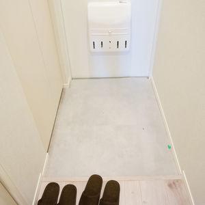 シャンボール第2都立大(5階,)のお部屋の玄関