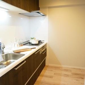 シャンボール第2都立大(5階,)のキッチン