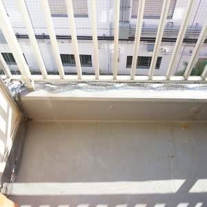 シャンボール第2都立大(5階,4380万円)のバルコニー