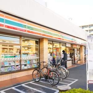 柿の木坂サニーハイツの周辺の食品スーパー、コンビニなどのお買い物