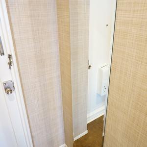 柿の木坂サニーハイツ(4階,)のお部屋の玄関