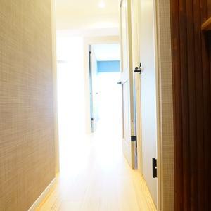 柿の木坂サニーハイツ(4階,)のお部屋の廊下