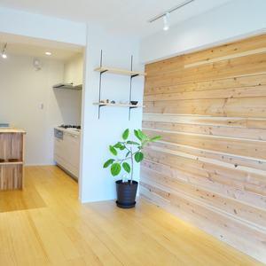 柿の木坂サニーハイツ(4階,)のリビング・ダイニング
