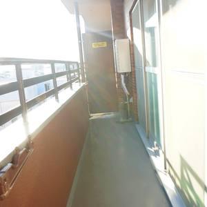 柿の木坂サニーハイツ(4階,)のバルコニー