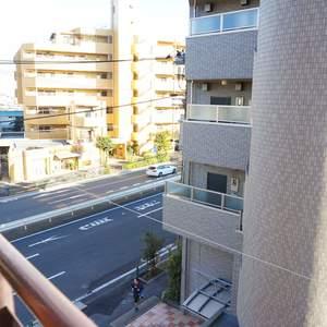 柿の木坂サニーハイツ(4階,)のお部屋からの眺望