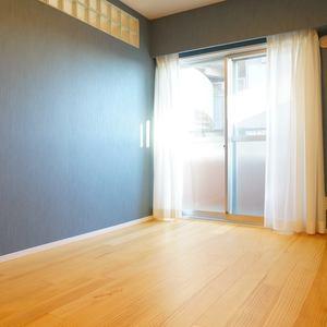 柿の木坂サニーハイツ(4階,)の洋室