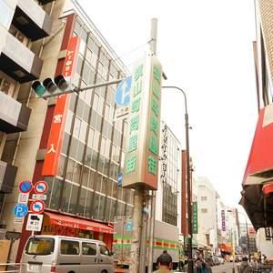 スパシエ日本橋エセンザの最寄りの駅周辺・街の様子