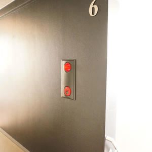 スパシエ日本橋エセンザ(6階,)のフロア廊下(エレベーター降りてからお部屋まで)