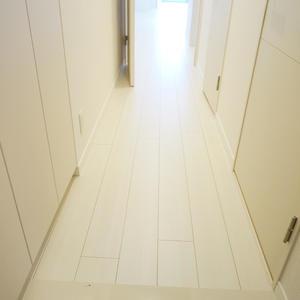 スパシエ日本橋エセンザ(6階,)のお部屋の廊下