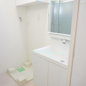 スパシエ日本橋エセンザ(6階,)の化粧室・脱衣所・洗面室