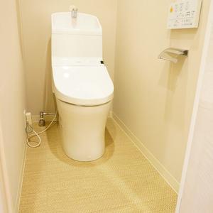 トキワパレス(9階,)のトイレ