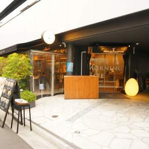 グランシティ早稲田のカフェ