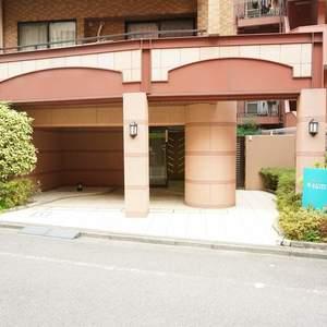 グランシティ早稲田のマンションの入口・エントランス