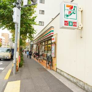 グランシティ早稲田の周辺の食品スーパー、コンビニなどのお買い物