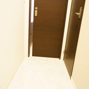 キャッスルマンション荒木町(4階,)のお部屋の廊下