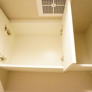 キャッスルマンション荒木町(4階,)の化粧室・脱衣所・洗面室