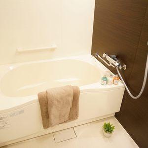 キャッスルマンション荒木町(4階,)の浴室・お風呂
