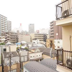 キャッスルマンション荒木町(4階,)のお部屋からの眺望