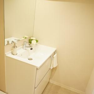 グリーンヒル新宿(4階,)の化粧室・脱衣所・洗面室
