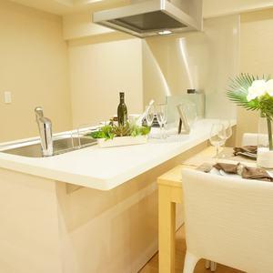 グリーンヒル新宿(4階,)のキッチン
