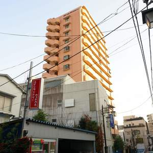 コスモ板橋本町シティフォルムの外観