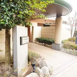 コスモ板橋本町シティフォルムのマンションの入口・エントランス
