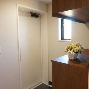 コスモ板橋本町シティフォルム(13階,)のお部屋の玄関