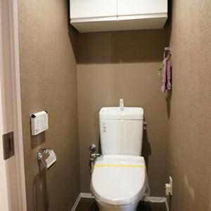 コスモ板橋本町シティフォルム(13階,)のトイレ