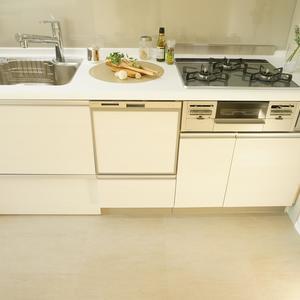 コスモ板橋本町シティフォルム(13階,)のキッチン