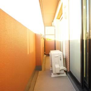 コスモ板橋本町シティフォルム(13階,)のバルコニー