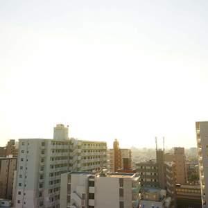 コスモ板橋本町シティフォルム(13階,)のお部屋からの眺望