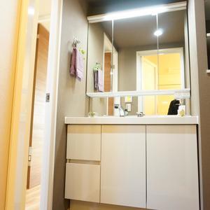 コスモ板橋本町シティフォルム(13階,)の化粧室・脱衣所・洗面室