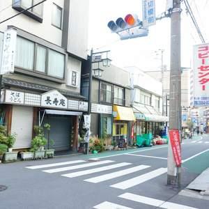 コスモ板橋本町シティフォルムの最寄りの駅周辺・街の様子