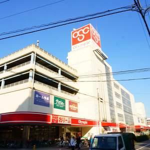 パークハイツ板橋志村の周辺の食品スーパー、コンビニなどのお買い物