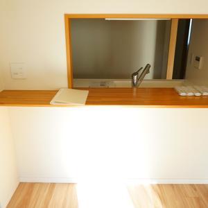 パークハイツ板橋志村(2階,)のキッチン