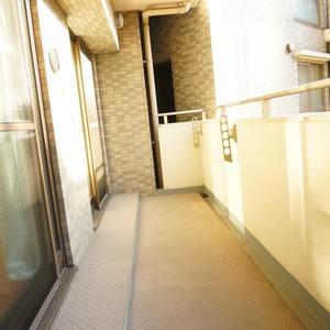 パークハイツ板橋志村(2階,)のバルコニー