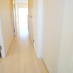中銀城北パークマンシオン(2階,2380万円)のお部屋の玄関