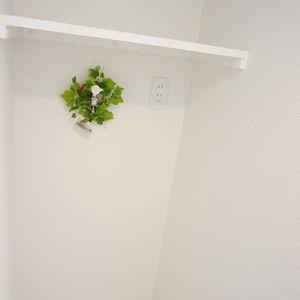 中銀城北パークマンシオン(2階,)の化粧室・脱衣所・洗面室