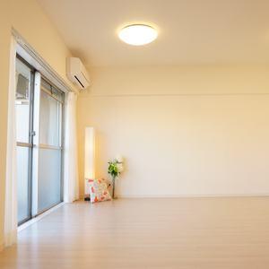 中銀城北パークマンシオン(2階,2380万円)のリビング・ダイニング