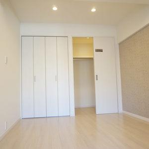 中銀城北パークマンシオン(2階,2380万円)の洋室