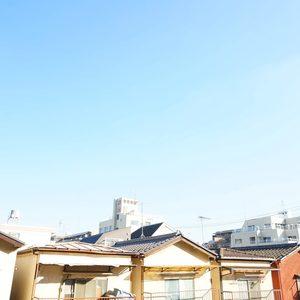 中銀城北パークマンシオン(2階,2380万円)のお部屋からの眺望