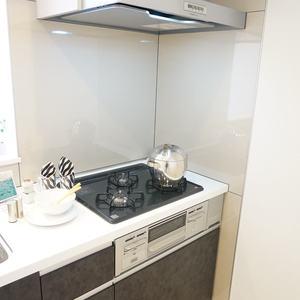 中銀城北パークマンシオン(2階,2380万円)のキッチン