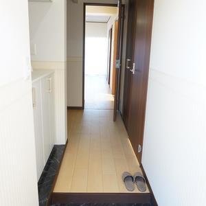 中銀城北パークマンシオン(2階,)のお部屋の廊下