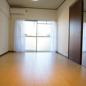 中銀城北パークマンシオン(2階,)のリビング・ダイニング