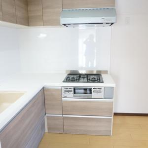 中銀城北パークマンシオン(2階,)のキッチン