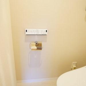 旗の台フラット(4階,)のトイレ
