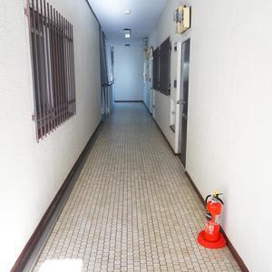 エル・アルカサル中野(2階,)のフロア廊下(エレベーター降りてからお部屋まで)