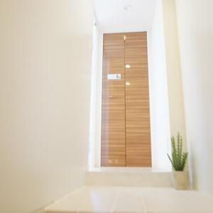 クレセントマンション(8階,7299万円)のお部屋の玄関