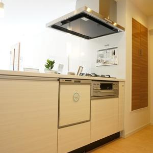 クレセントマンション(8階,7299万円)のキッチン