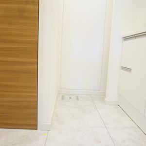 クレセントマンション(8階,7299万円)の化粧室・脱衣所・洗面室